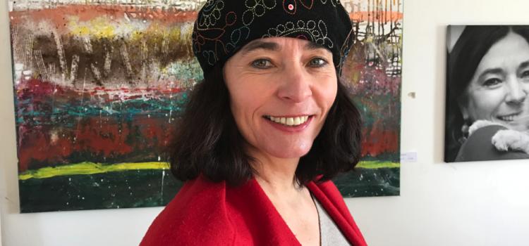 Gesichter für den Akademiepark – Lisa Wolf