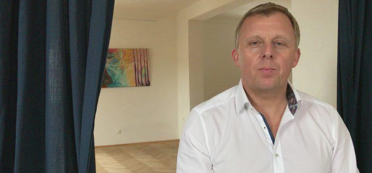 Gesichter für den Akademiepark – Horst Karas