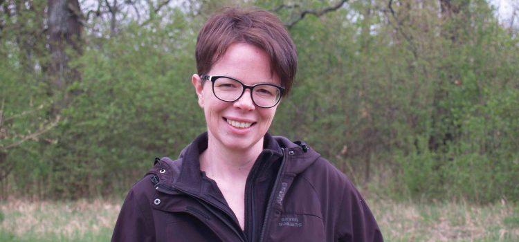 Gesichter für den Akademiepark – Tanja Windbüchler-Souschill