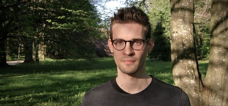 Gesichter für den Akademiepark – Bernhard Zingler