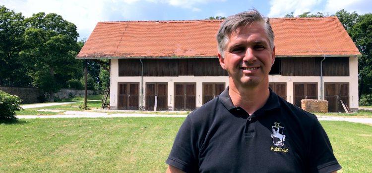 Gesichter für den Akademiepark – Roland Pulsinger