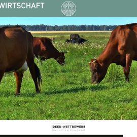 """Stadt&Land WIRTSCHAFT von Dr. Christine Leeb – Idee der Woche zur """"Zukunft am Fohlenhof"""""""
