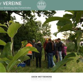 """Fohlenhof der VEREINE von Dr. Gabriele Moder – Idee der Woche zur """"Zukunft am Fohlenhof"""""""