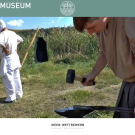 """Das lebende MUSEUM von Leo Geiger – Idee der Woche zur """"Zukunft am Fohlenhof"""""""