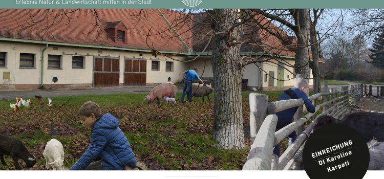 """Stadtgut Fohlenhof von Karoline Karpati – Idee der Woche zur """"Zukunft am Fohlenhof"""""""
