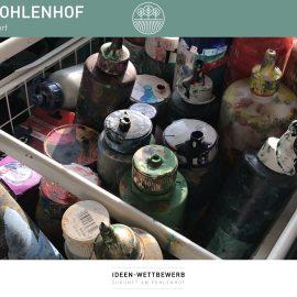 """Kunst.Cafe.FOHLENHOF von Lisa Wolf-Telek – Idee der Woche zur """"Zukunft am Fohlenhof"""""""
