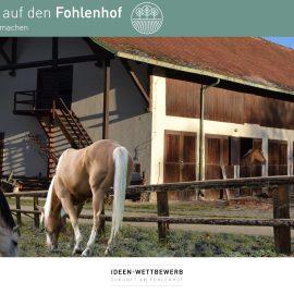 """Pferde zurück auf den Fohlenhof von DI Regina Halbwidl – Idee der Woche zur """"Zukunft am Fohlenhof"""""""