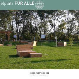 """Abenteuerspielplatz FÜR ALLE von Christine Heimhilcher – Idee der Woche zur """"Zukunft am Fohlenhof"""""""